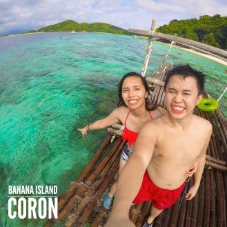 Banana Island, Coron