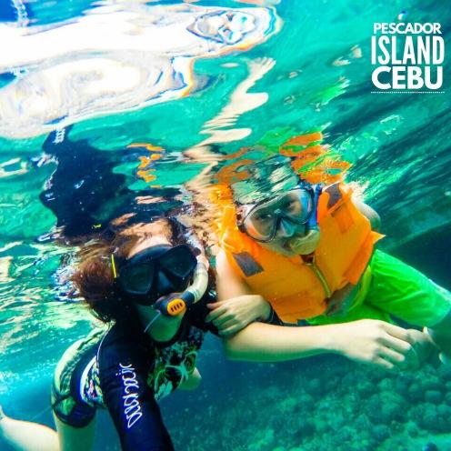 Pescador Island, Cebu