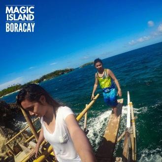 Magic Island, Boracay