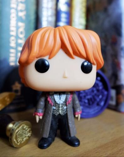 ron weasley portrait